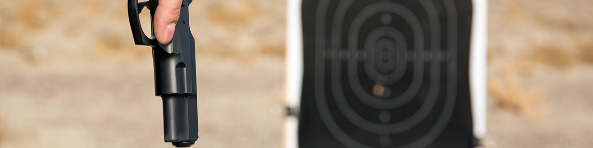 Špunty do uší na střílení
