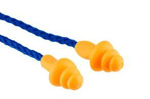 3M 1271 Špunty do uší se šňůrkou 3 Earplugs
