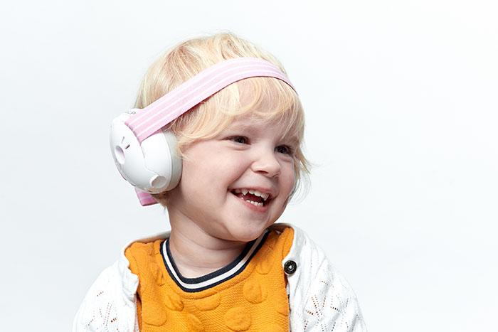 Alpine Muffy Baby slúchadlá proti hluku pre batoľatá 2