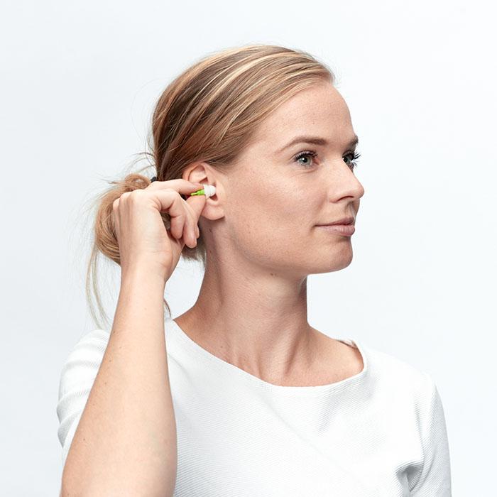 Alpine SleepSoft špunty do uší na spaní v uchu