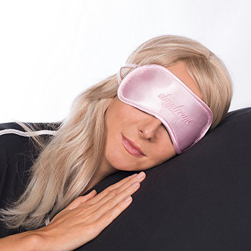 Daydream Basic Pink Ružová Maska na oči na spanie so ženou