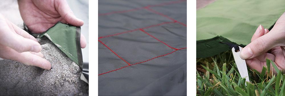 Matador najľahší vreckový deka