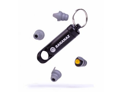 Thunderplugs Duopack Špunty do uší na koncerty Earplugs
